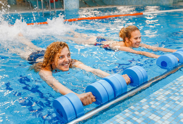 Aqua Fit - Prävention